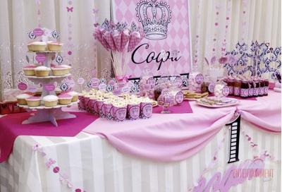 Организация candy bar
