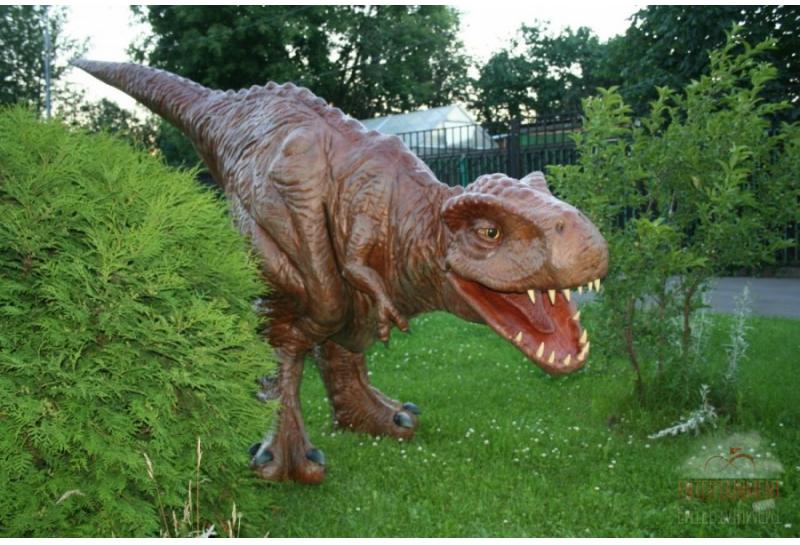 Ростовая кукла динозавр