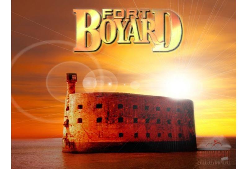 детская программа Форт Боярд