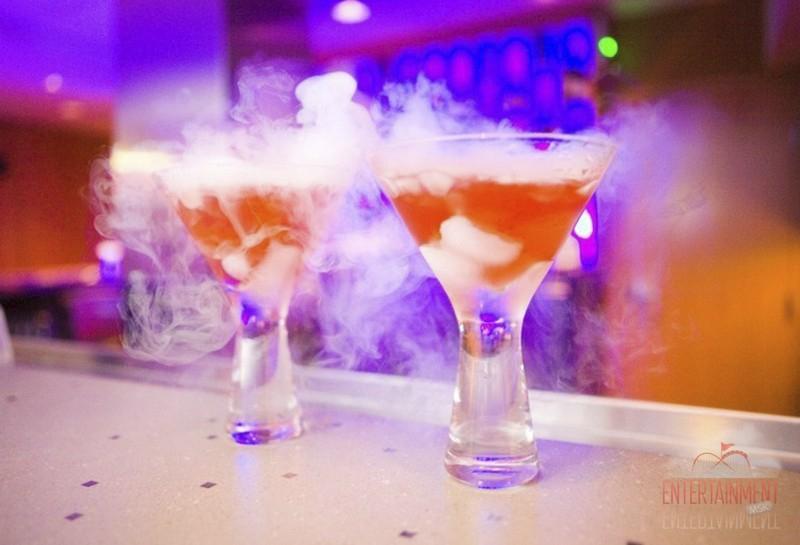 Детский коктейль-бар