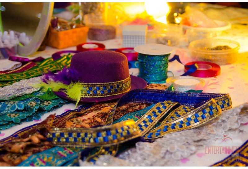 мастер класс карнавальные шляпки