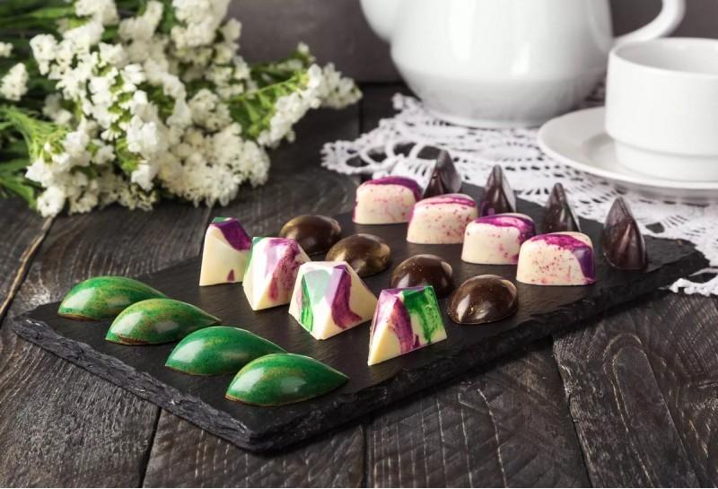 мастер класс изготовление конфет