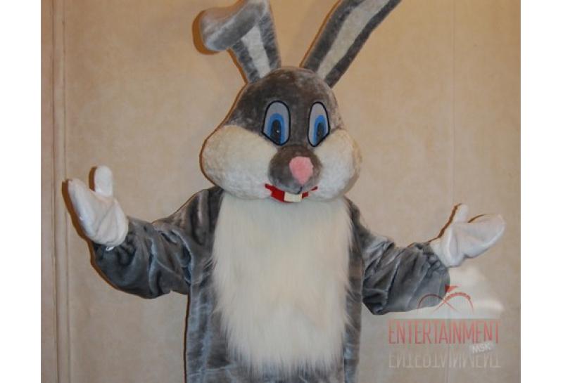 ростовая кукла кролик