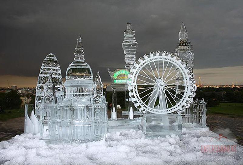 """Мастер-класс """"Ледяные скульптуры"""""""