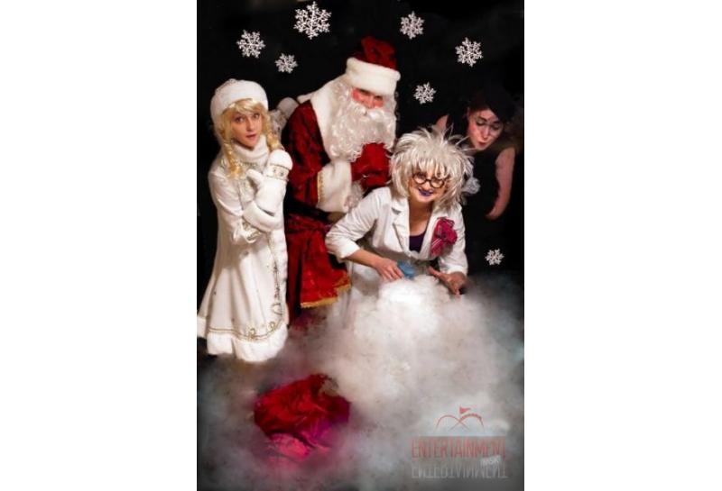 Новогоднее волшебное шоу