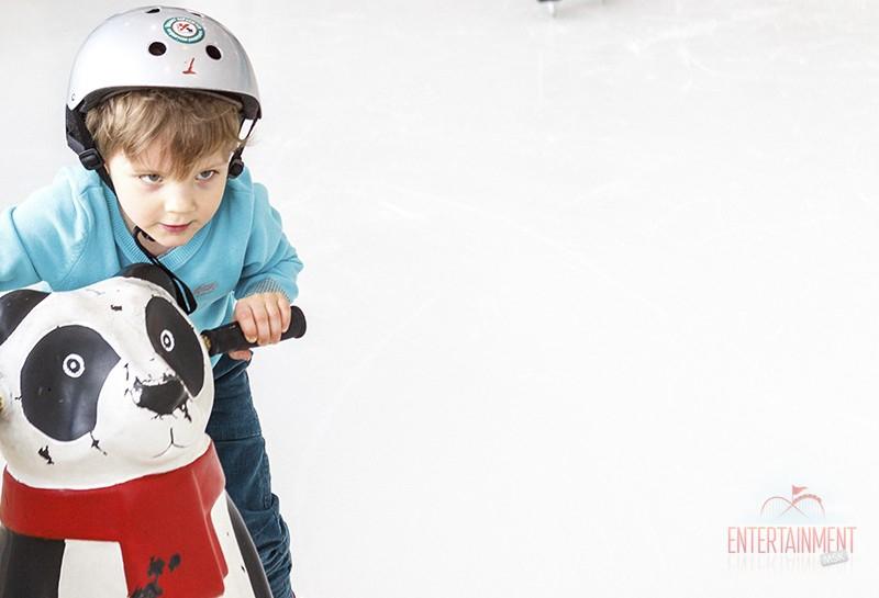 Аниматоры на коньках