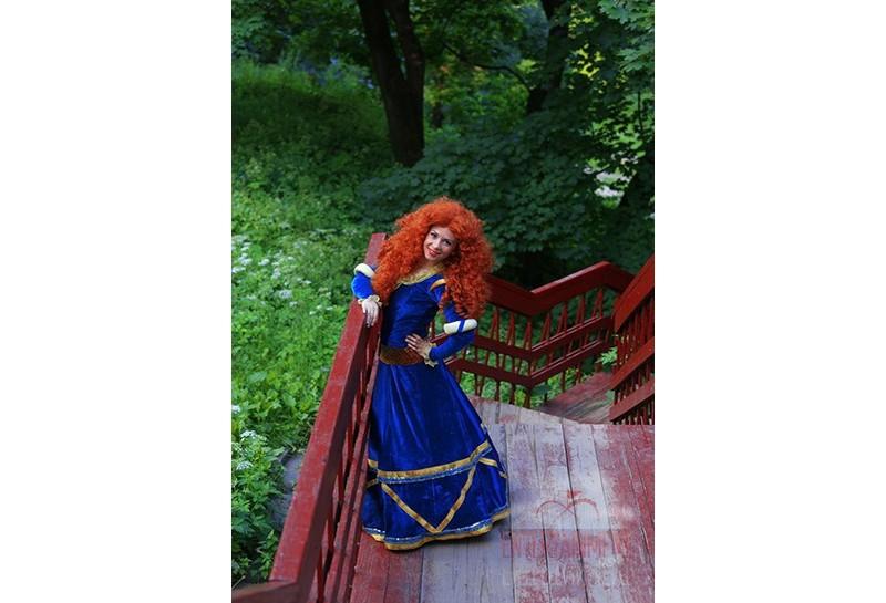Аниматор принцесса Мерида