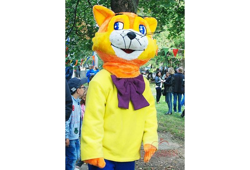 Ростовая кукла кот Леопольд