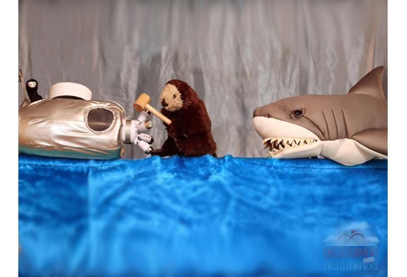 Приключения в подводном Мире