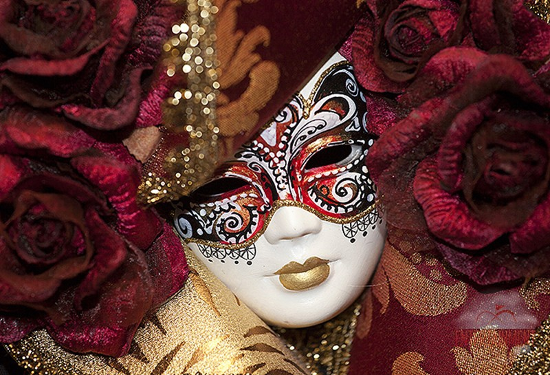 "Мастер-класс ""Венецианские маски"""