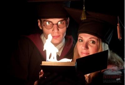 Гарри Поттер и школа волшебников