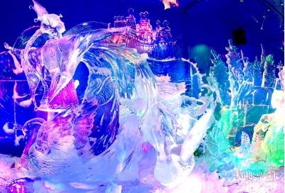 Мастер-класс Ледяные скульптуры