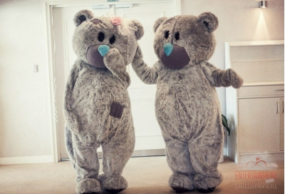 Ростовые куклы Медвежата