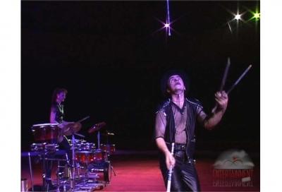 Цирковой номер - Рок жонглеры
