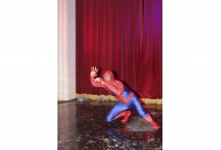 Аниматор человек паук