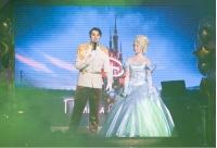 Аниматоры Принц и Принцесса