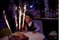 Детский день рождения в ресторане