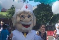 Ростовая кукла Доктор Айболит