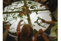 мастер класс картины из песка