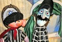 """Кукольный спектакль """"Карлсон, который живет на крыше"""""""