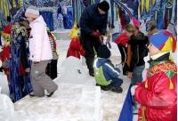 Ледяные скульптуры мастер класс