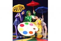 Новогодняя цирковая феерия-сказка «Волшебные краски»