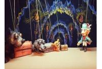 Кукольный спектакль Огниво