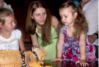 Питон и две игуаны