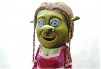 Ростовая кукла Фиона