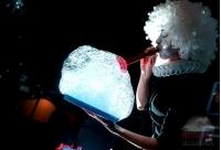 Театрализованное шоу мыльных пузырей