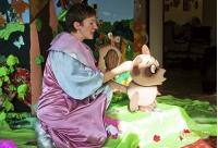 кукольный спектакль Винни Пух